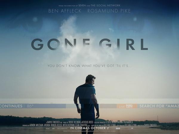 Gone Girl - Perdida